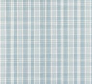 Scalamandre: Preston Cotton Plaid 27122-004 Sky