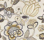 Scalamandre: Coromandel Embroidery SC 0003 27126 Flax
