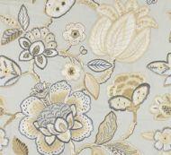Scalamandre: Coromandel Embroidery SC 0004 27126 Mineral