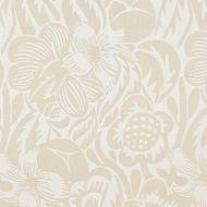 Scalamandre: Deco Flower SC 0001 27131 Linen