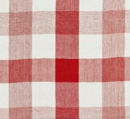 Scalamandre: Westport Linen Plaid 27135-004 Coral