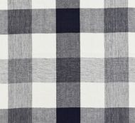 Scalamandre: Westport Linen Plaid 27135-008 Navy