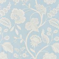 Scalamandre: Kensington Embroidery SC 0003 27151 Sky
