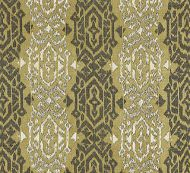 Scalamandre: Sumatra Ikat Weave 27167-002 Golden Wheat