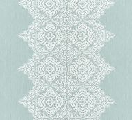 Scalamandre: Josephine 27168-002 Blue Mist