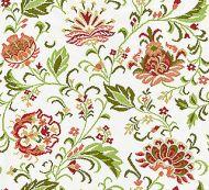Scalamandre: Delphine Embroidery 27173-004 Blossom