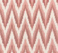 Scalamandre: Adras Ikat Weave 27185-002 Coral