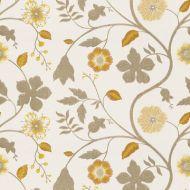 Kravet Couture: Whimsical Floral 32216.416.0 Saffron