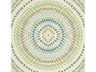 Kravet: Painted Mosaic 32987.1516.0 Vapor Blue