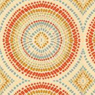 Kravet: Painted Mosaic 32987.519.0 Coral