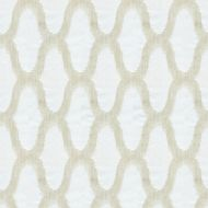 Barbara Barry for Kravet Couture: Lumiere Lace 4076.101.0 Snow