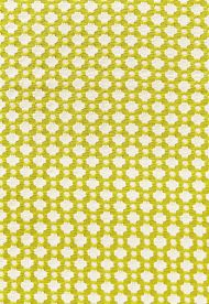 Celerie Kemble for Schumacher: Betwixt 65680 Chartreuse /  Ivory