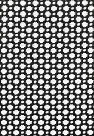 Celerie Kemble for Schumacher: Betwixt 65683 Black / White