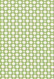 Celerie Kemble for Schumacher: Betwixt 65688 Leaf / Blanc