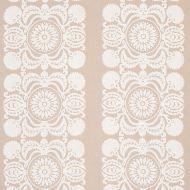 Schumacher: Castanet Embroidery 70264 Natural