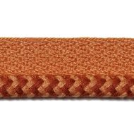Duralee: Pavilion D2981 Indoor/Outdoor Trim 7318-31 Coral