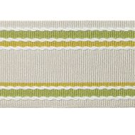 Duralee: Pavilion Indoor/Outdoor Trim 7320-20 Natural/Green