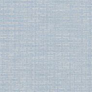 Schumacher: Brickell Indoor/Outdoor 75930 Blue