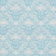 Schumacher: Hendrix Embroidery 76160 Blue