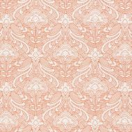 Schumacher: Hendrix Embroidery 76161 Orange
