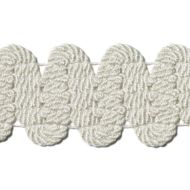 "Highland Court: Sherman Oaks Trimmings 2"" Braid Ivory 78082H-84"