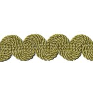 "Highland Court: Sherman Oaks Trimmings  7/8"" Braid Pistachio 78083H-399"