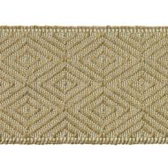 "Highland Court: Sherman Oaks Trimmings 2 3/4"" Tape Jacquard Sand 78093H-281"