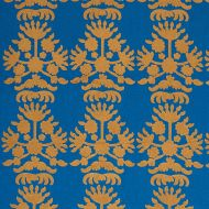 Schumacher: Cybele Embroidery 79470 Blue