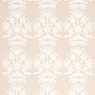 Schumacher: Cybele Embroidery 79472 Natural
