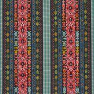 Schumacher: Cosima Embroidery 79681 Carbon Multi