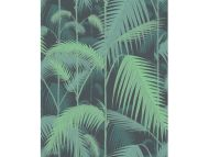 Cole & Son WP: Contemporary Restyled Palm Jungle 95/1003.CS.0 Green & Black