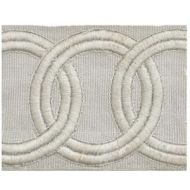 Kravet Couture: Tape Trim Grecian Braid T30563.11.0 Grey Frost
