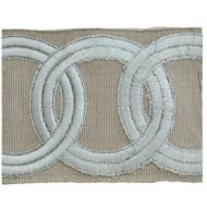 Kravet Couture: Tape Trim Grecian Braid T30563.135.0 Pool
