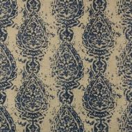 Barclay Butera for Kravet: Abbess Paisley ABBESS.516.0 Azure
