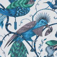 Clarke & Clarke: Audobon Print F1108-3 Jungle