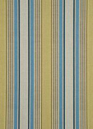 GP&J Baker: Arley Stripe BF10401.5.0 Teal/Green