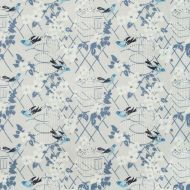 Kate Spade for Kravet: Birdsong BIRDSONG.5.0 Cornflower