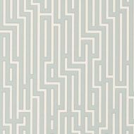 GP&J Baker: Fretwork WP BW45007.7.0 Soft Blue