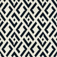 Diane von Furstenberg for Kravet: China Club CHINA CLUB.81.0 Nero