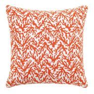 Lilly Pulitzer Resort 365 for Curated Kravet: Treasure Indoor/Outdoor Pillow Clementine