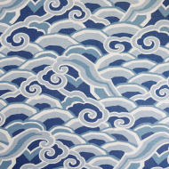 Sarah Richardson Harmony for Kravet: Decowaves DECOWAVES.516.0 Ultramarine