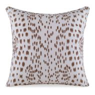 Curated Kravet: Les Touches Pillow QR-18342.TAN.0 Beige