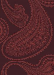 Cole & Son for Lee Jofa: Rajapur F111/10038.CS.0 Rouge Red