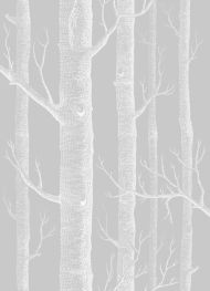Cole & Son for Lee Jofa: Woods F111/7025.CS.0 Soft Grey