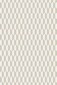 Cole & Son for Lee Jofa: Tile F111/9033.CS.0 Cream & Parchment