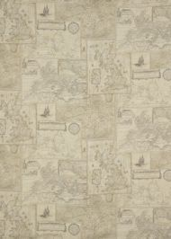 Mulberry Home: Bohemian Travels Linen FD284.N102.0 Sand