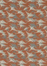 Mulberry Home: Wild Geese Linen FD287.T30.0 Spice