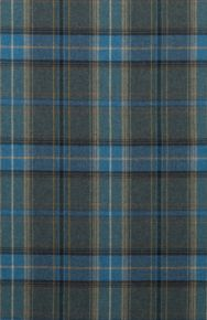 Mulberry Home: Shetland Plaid FD344.H101.0 Blue