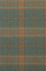Mulberry Home: Shetland Plaid FD344.R11.0 Teal