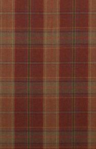 Mulberry Home: Shetland Plaid FD344.V55.0 Russet